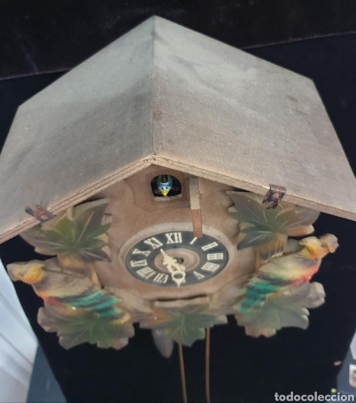 Relojes de pared: Reloj de cuco , Selva negra - Foto 4 - 176096273