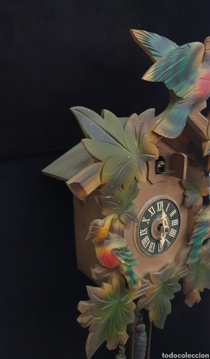 Relojes de pared: Reloj de cuco , Selva negra - Foto 5 - 176096273