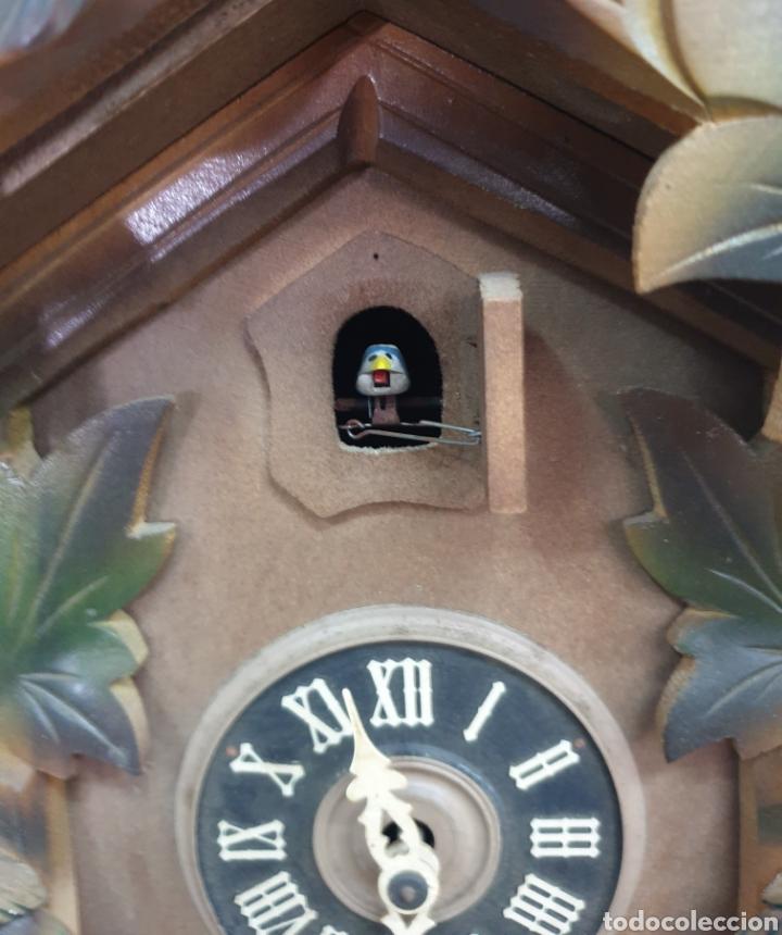 Relojes de pared: Reloj de cuco , Selva negra - Foto 7 - 176096273
