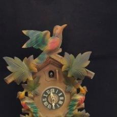 Relojes de pared: RELOJ DE CUCO , SELVA NEGRA. Lote 176096273