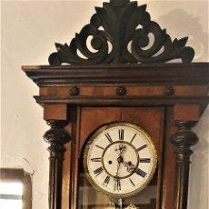 Relojes de pared: RELOJ DE PARED ANTIGUO. Lote 176291753