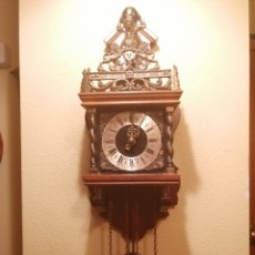 Relojes de pared: RELOJ DE PARED HOLANDÉS.. Lote 176739932