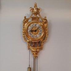 Relojes de pared: ESPECTACULAR RELOJ SOHER DE PARED.. Lote 176774963