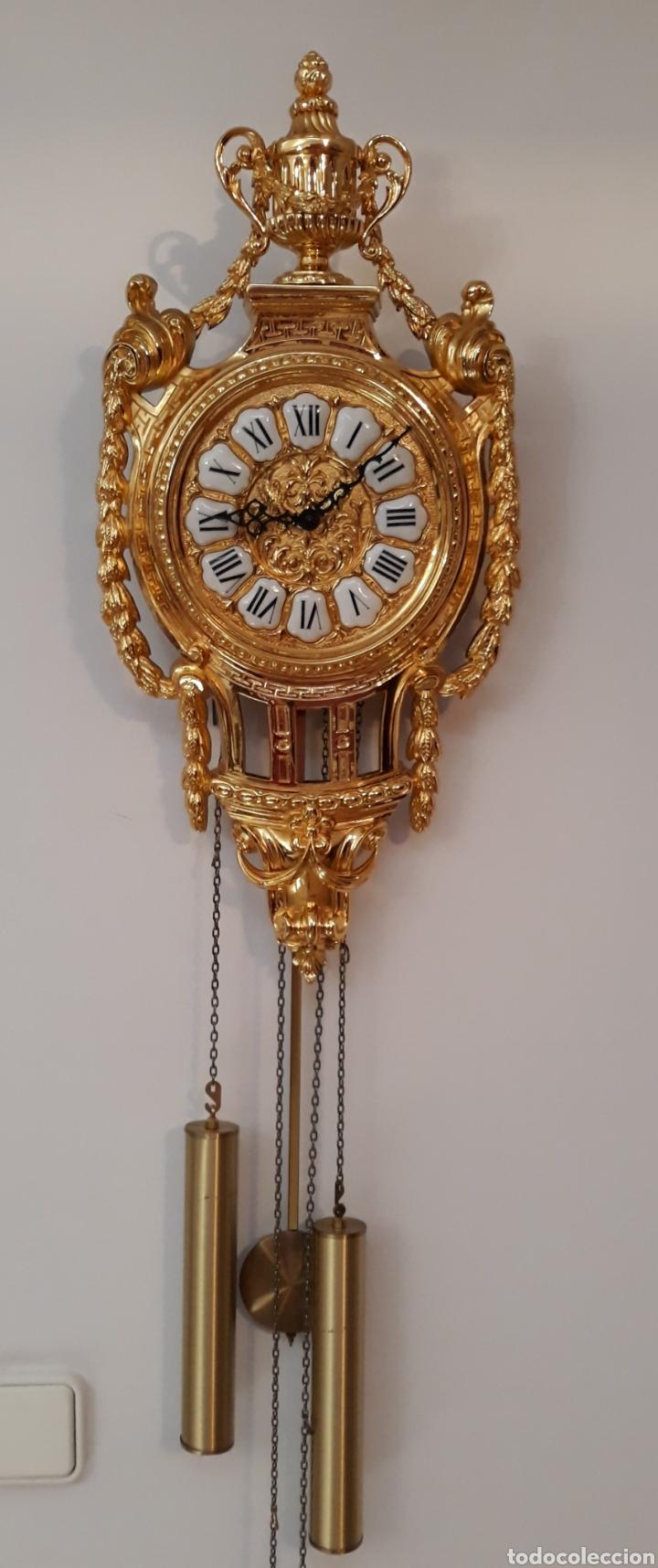 Relojes de pared: Espectacular reloj Soher de pared. - Foto 2 - 176774963
