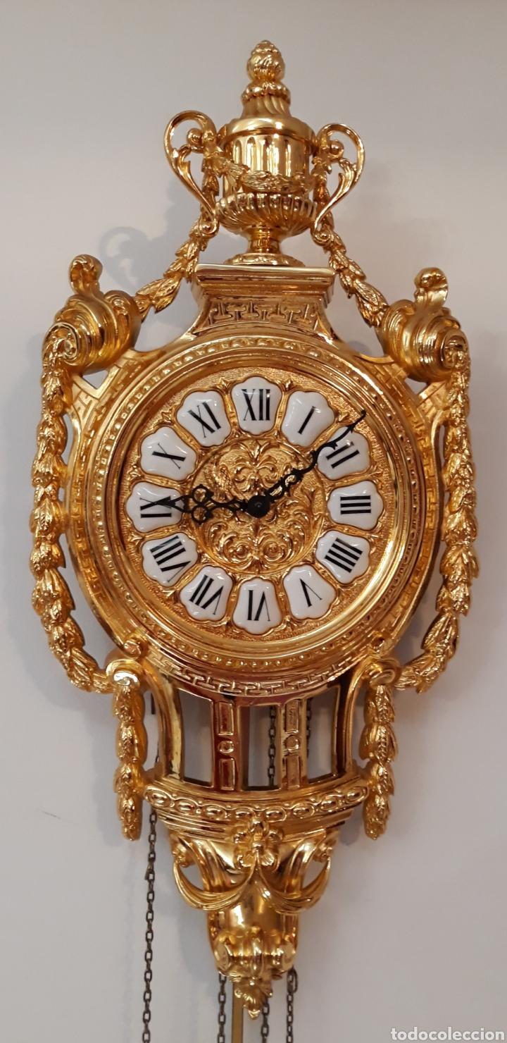 Relojes de pared: Espectacular reloj Soher de pared. - Foto 4 - 176774963