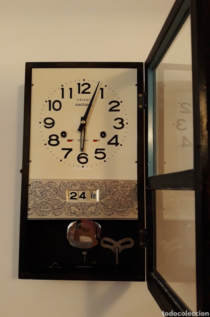 Relojes de pared: Reloj de pared Orient. - Foto 2 - 267433339