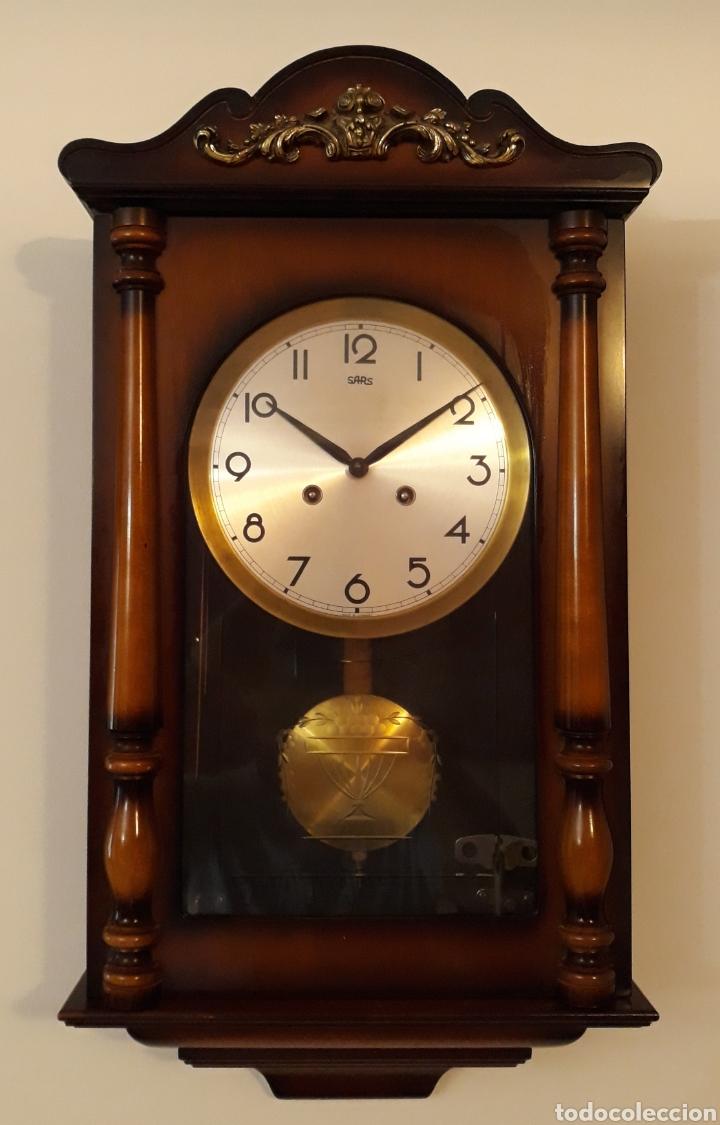 ANTIGUO RELOJ DE PARED SARS (Relojes - Pared Carga Manual)