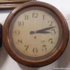 Relojes de pared: RELOJ DE PARED REDONDO. Lote 24223077