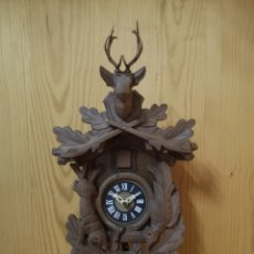 Relojes de pared: RELOJ DE PARED SELVA NEGRA. Lote 177142689