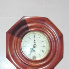 Relojes de pared: RELOJ DE PARED REGULADOR 31 DIAS DE CUERDA. Lote 177739575