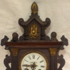 Relojes de pared: RELOJ DE PENDULO. Lote 177798474