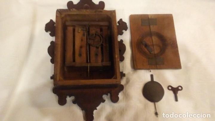Relojes de pared: Reloj de pendulo - Foto 2 - 177798474