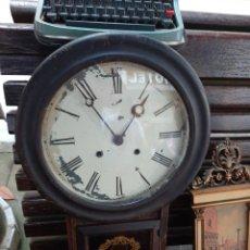 Relojes de pared: REMINTON USA FUNCIONA AÑO VEINTE USA. Lote 178370672