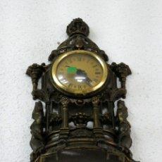 Relojes de pared: RELOJ DE PARED - QUARTZ. Lote 179014450