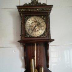 Relojes de pared: RELOJ DE PARED RADIANT, RECIÉN REPARADO. Lote 179400287