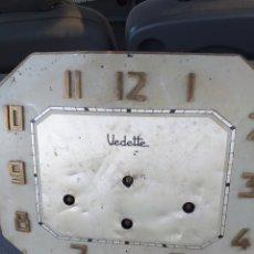 Relojes de pared: RELOG VEDETTE. Lote 179523273