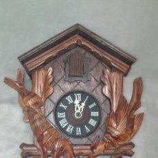 Relojes de pared: RELOJ DE CUCO, MARCA REGULA.. Lote 179538033