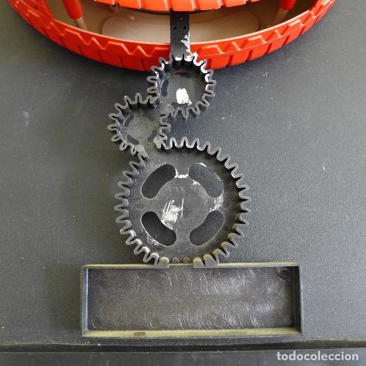 Relojes de pared: RELOJ DE PARED ELEGANCE FORMA DE NEUMATICO IDEAL DECORACION TALLER AUTOMOVIL O MOTOS - Foto 6 - 180040677