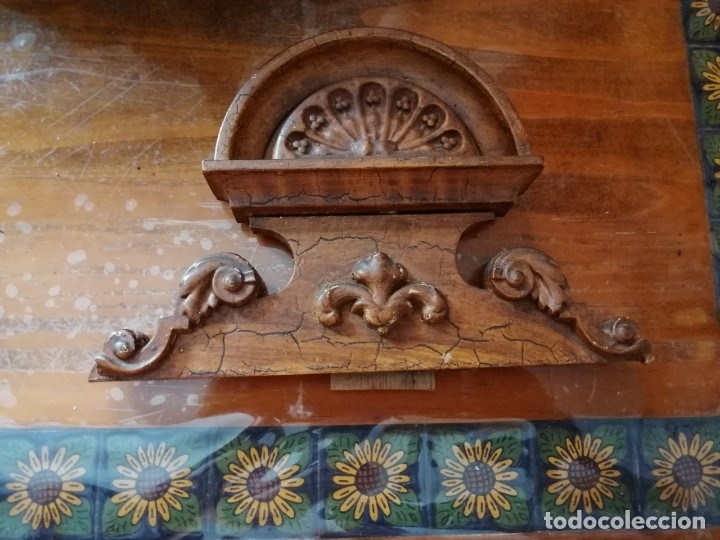 Relojes de pared: ANTIGUO RELOJ DE PARED CON ALARMA-DESPERTADOR. MECÁNICO Y FUNCIONANDO. - Foto 28 - 180139091