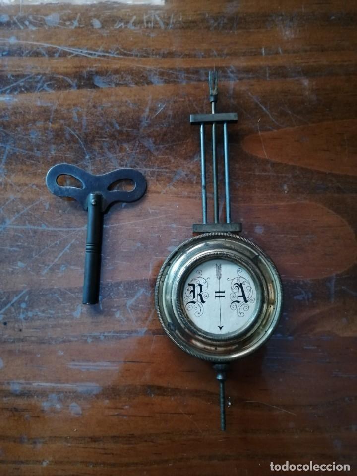Relojes de pared: ANTIGUO RELOJ DE PARED CON ALARMA-DESPERTADOR. MECÁNICO Y FUNCIONANDO. - Foto 31 - 180139091