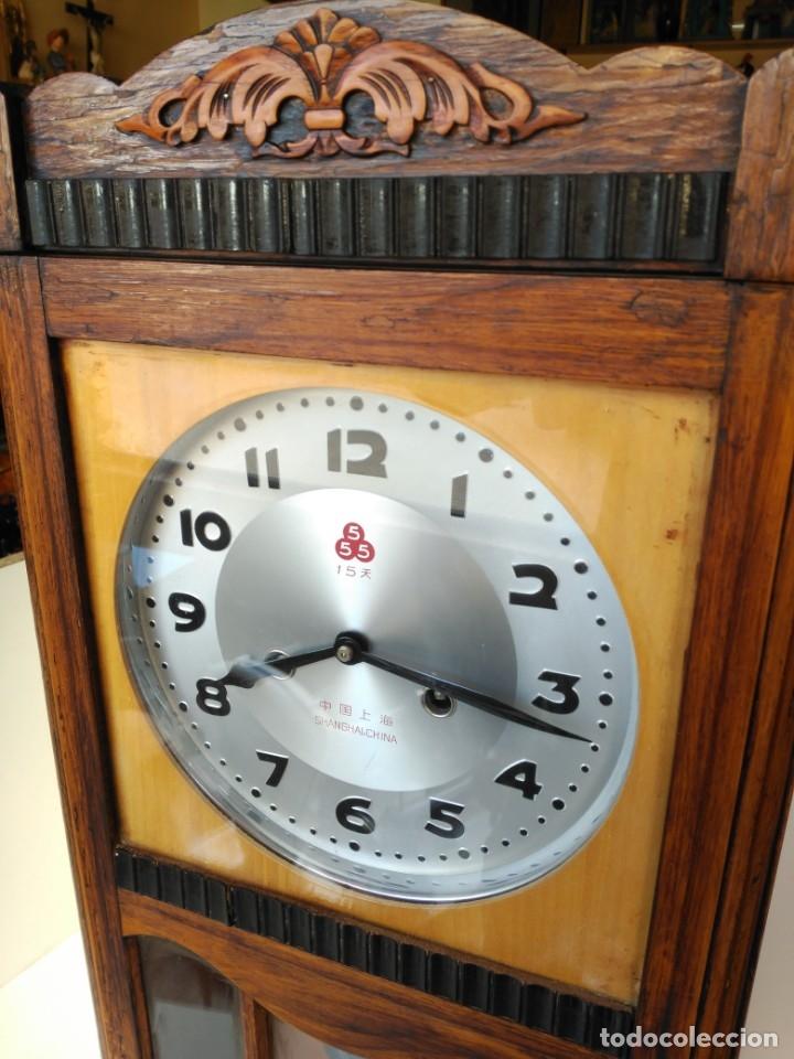 Relojes de pared: Reloj de pared con sonería - Foto 2 - 180272457