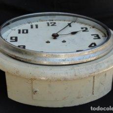 Relojes de pared: RELOJ PARED ESTILO ART DECÓ.. Lote 182113743