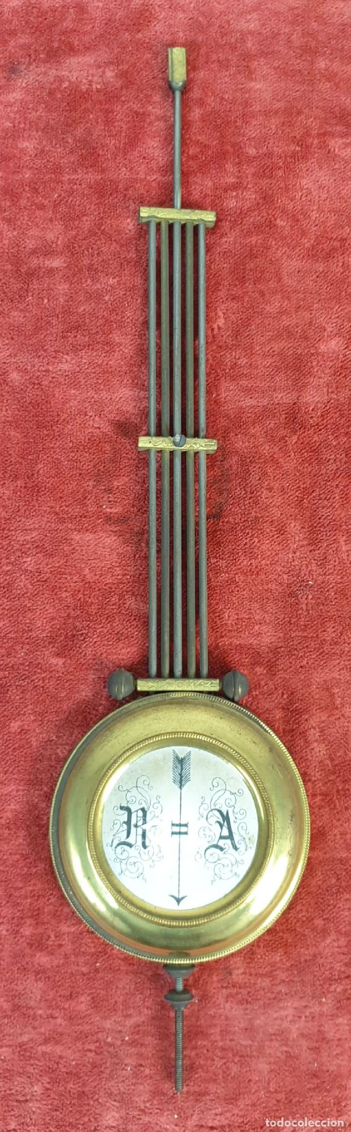 Relojes de pared: RELOJ DE PARED. MADERA. ESTILO ALFONSINO. MAQUINARIA SUIZA. SIGLO XIX-XX. - Foto 17 - 182265856