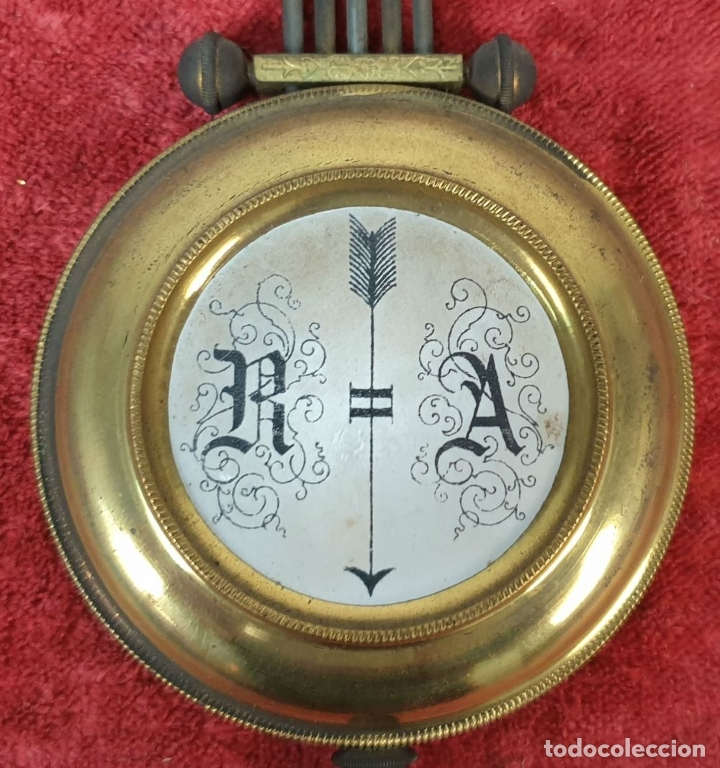 Relojes de pared: RELOJ DE PARED. MADERA. ESTILO ALFONSINO. MAQUINARIA SUIZA. SIGLO XIX-XX. - Foto 19 - 182265856