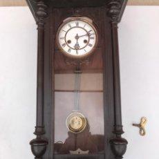 Relojes de pared: RELOJ DEL SIGLO XIX. Lote 182327290