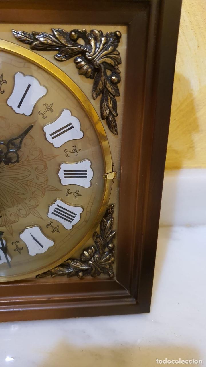 Relojes de pared: Reloj de pared marca sars, funcionando - Foto 8 - 182370807