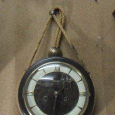 Relojes de pared: RELOJ MECANICO DE PARED MULHEIM – SEMICARRILLON ** FUNCIONA. Lote 182418233