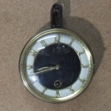 Relojes de pared: RELOJ MECANICO DE PARED MARCA ORFAC ** FUNCIONA. Lote 182419200
