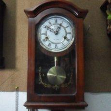Relojes de pared: RELOJ MECANICO DE PARED MARCA MARY ** FUNCIONA. Lote 182419781
