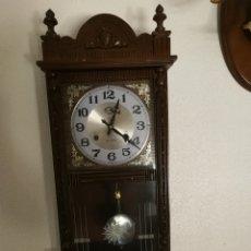 Relojes de pared: RELOJ DE PENDULO THNEE STAN. Lote 182670085