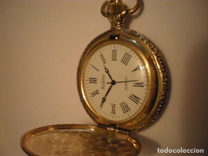Relojes de pared: RELOJ DE BOLSILLO MARCA SUHLER NUEVO - Foto 4 - 182809938