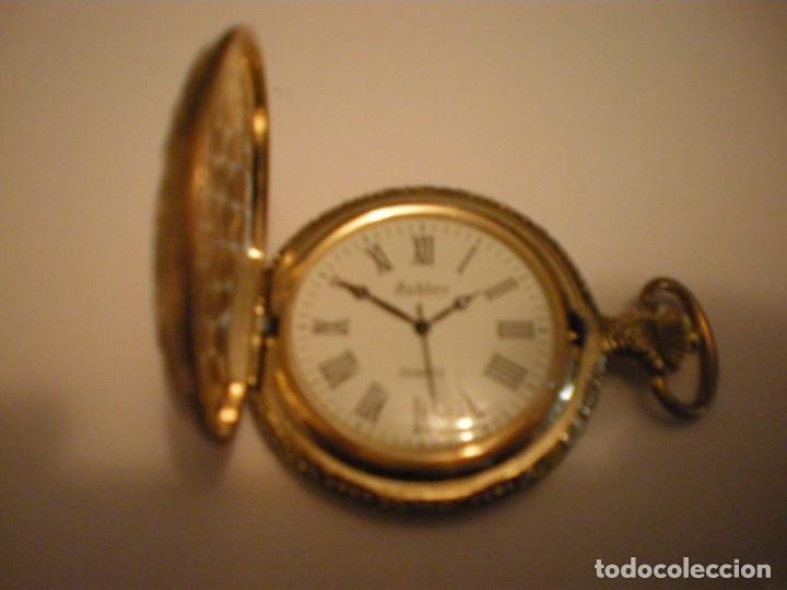 Relojes de pared: RELOJ DE BOLSILLO MARCA SUHLER NUEVO - Foto 5 - 182809938