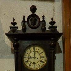 Relojes de pared: RELOJ REGULADOR VIENES CON SEGUNDERO. Lote 183003023