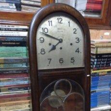 Relojes de pared: RELOJ DE PARED SONERIA. Lote 183008205
