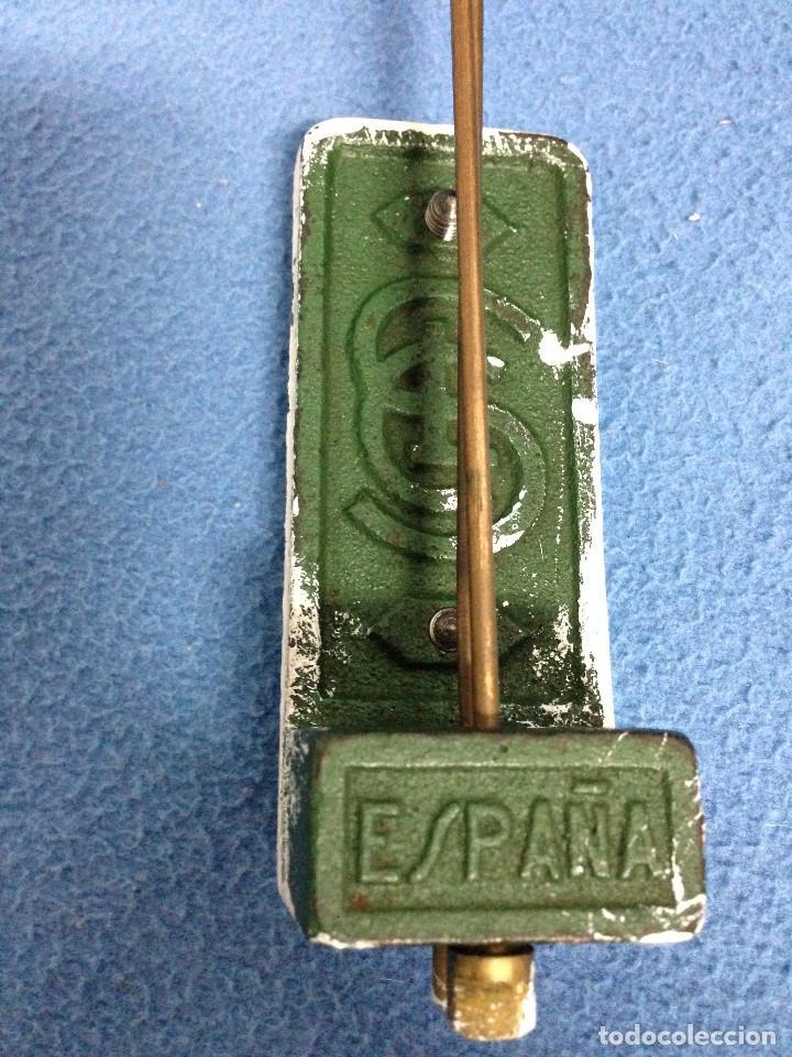 Relojes de pared: RELOJ DE PARED MARCA SCL ESPAÑA. - Foto 2 - 183615600