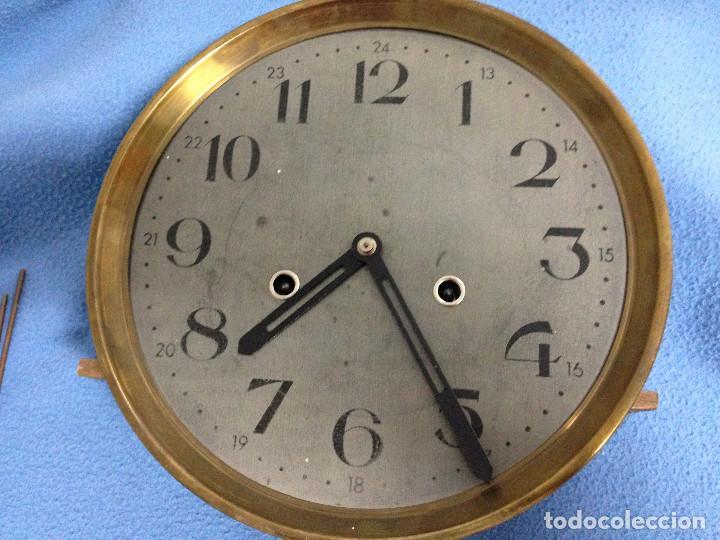Relojes de pared: RELOJ DE PARED MARCA SCL ESPAÑA. - Foto 5 - 183615600