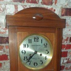 Relojes de pared: RELOJ DE PARED P. C. S. XX - FUNCIONA. Lote 184018178