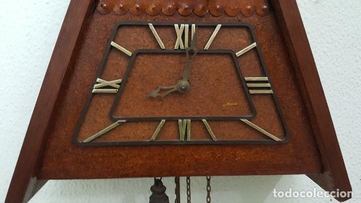 Relojes de pared: RELOJ CUCU RUSO - Foto 3 - 184413256
