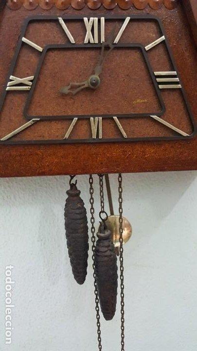 Relojes de pared: RELOJ CUCU RUSO - Foto 4 - 184413256