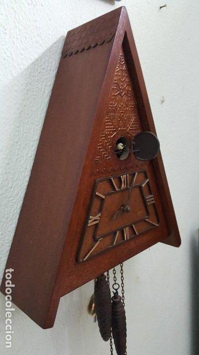 Relojes de pared: RELOJ CUCU RUSO - Foto 5 - 184413256
