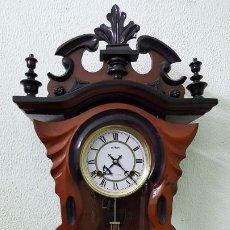 Relojes de pared: RELOJ 31 DIAS CUERDA. Lote 184415237