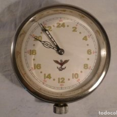 Relojes de pared: RELOJ 24 HORAS, DE BARCO SOVIÉTICO - URSS - RUSO. Lote 184482017