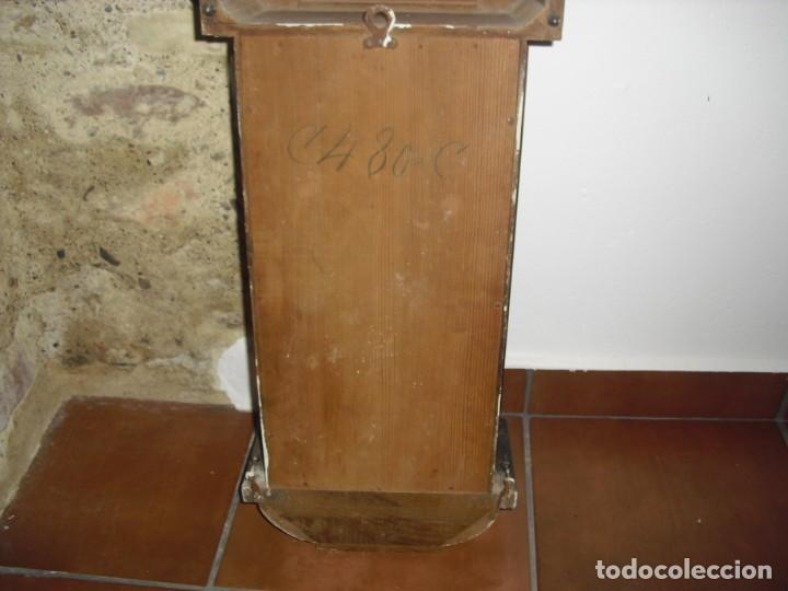Relojes de pared: ANTIGUO RELOJ DE PARED FUNCIONANDO - Foto 7 - 184872937
