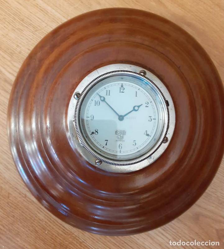 RELOJ CRUCERO ALMIRANTE CERVERA (Relojes - Pared Carga Manual)