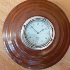 Relojes de pared: RELOJ CRUCERO ALMIRANTE CERVERA. Lote 185731621