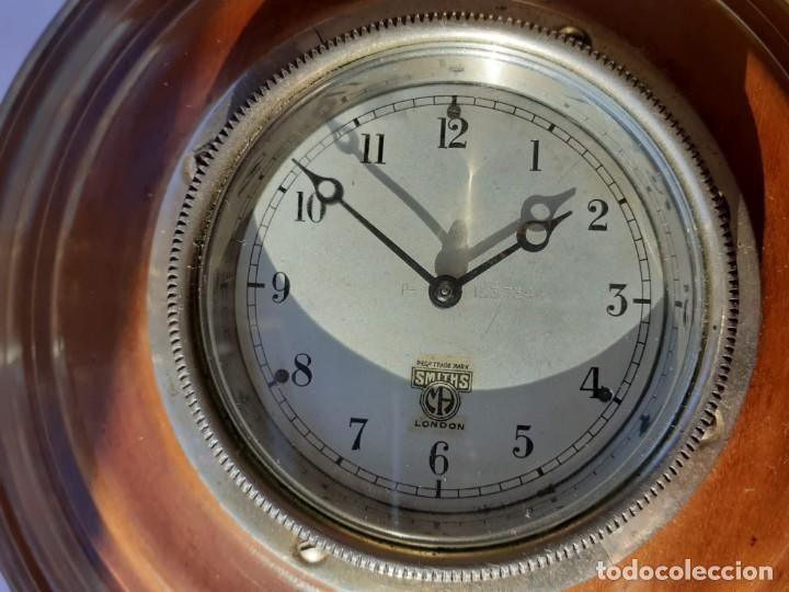 Relojes de pared: RELOJ CRUCERO ALMIRANTE CERVERA - Foto 3 - 185731621